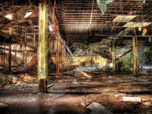 Dixie Square Mall - Harvey, ILHDR