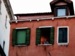 The Voyeur - Venice, Italy