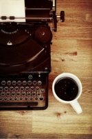 coffee writer