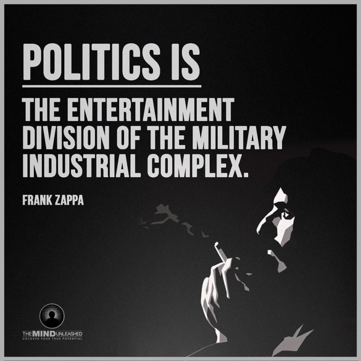 Zappa on Politics